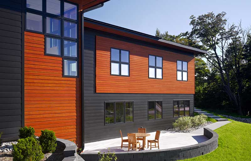 Horizontal Lap Siding