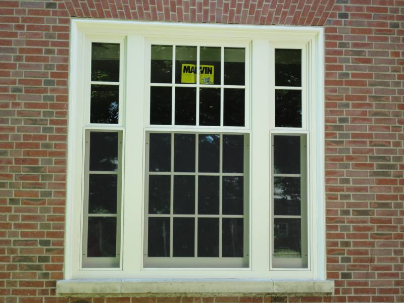 Marvin Window Installed at Lamont House