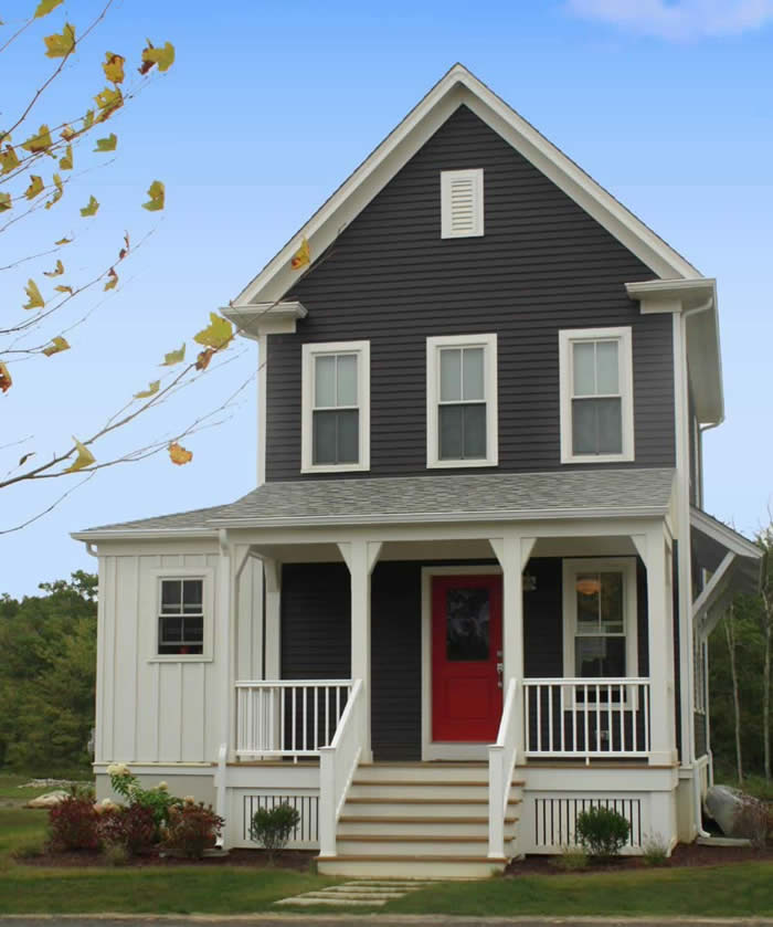 house vinyl siding colors