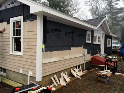 siding contractor CT